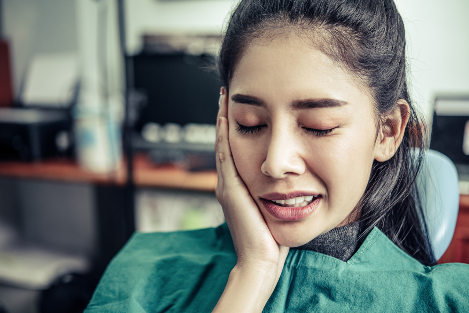 Starting To Feel Tooth Aches and Pains?